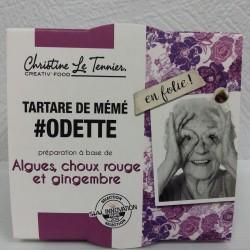 Tartare d'algues - Odette