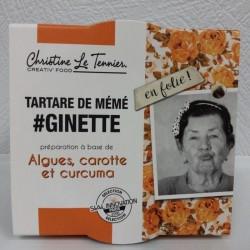Tartare d'algues - Ginette