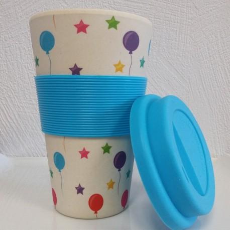 Eco cup-biodégradable-Le flot des saveurs