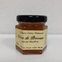 Confiture aux abricots de Provence-Le Flot des saveurs