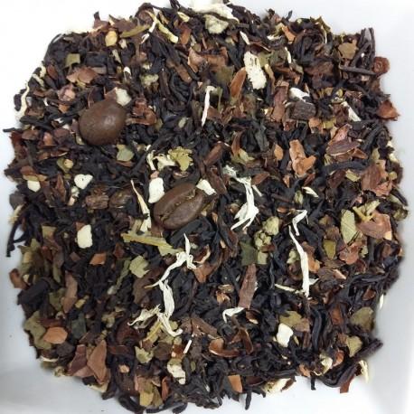 Thé noir- Cappuccino-Le Flot des Saveurs