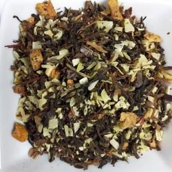 Thé blanc-Coco-Cacao-Le Flot des Saveurs-