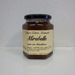 Confiture à la Mirabelle - 325g