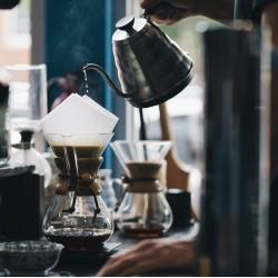 Café-Caramel et Noix-100% Arabica- Le Flot des Saveurs