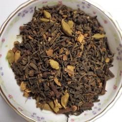 Thé Noir-Pu-Erh-épices-Le Flot des Saveurs