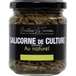 Salicornes de cultures naturel