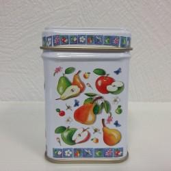 Boite à thé - Fruits du verger- 25g