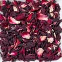 Pétales d'hibiscus
