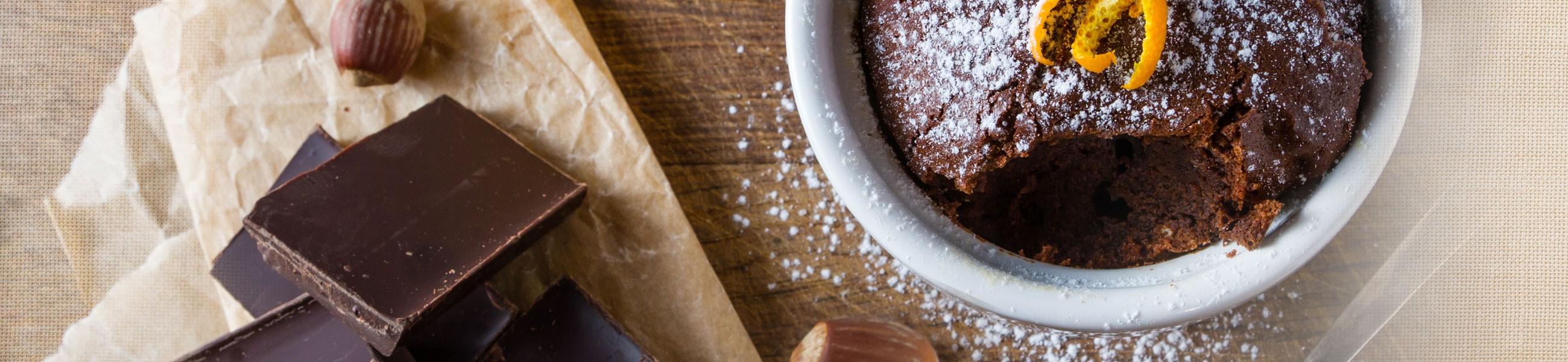 Chocolats et gâteaux